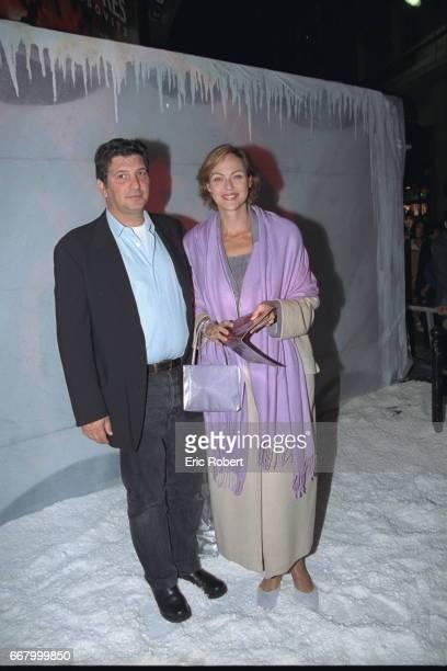 Alexandra Vandernoot and her husband