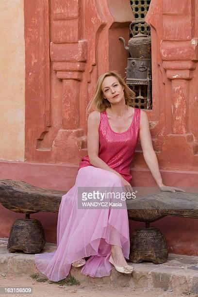 Alexandra Vandernoot In Agadir In Morocco Agadir mars 2012 rencontre avec la comédienne belge Alexandra VANDERNOOT à l'occasion de l'ouverture de...