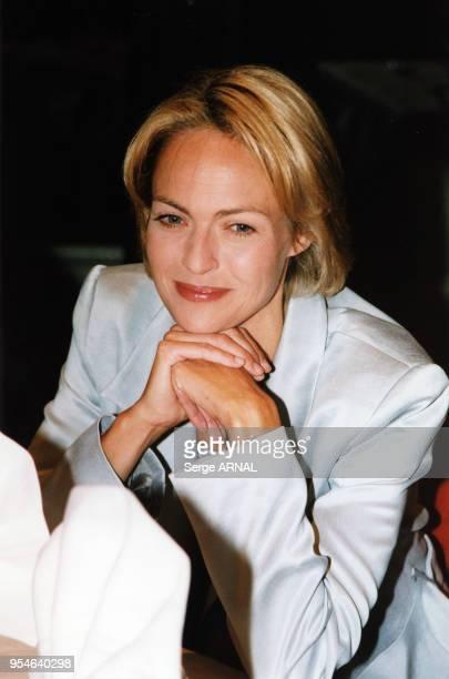 Alexandra Vandernoot le 2 septembre 1998 à Paris France
