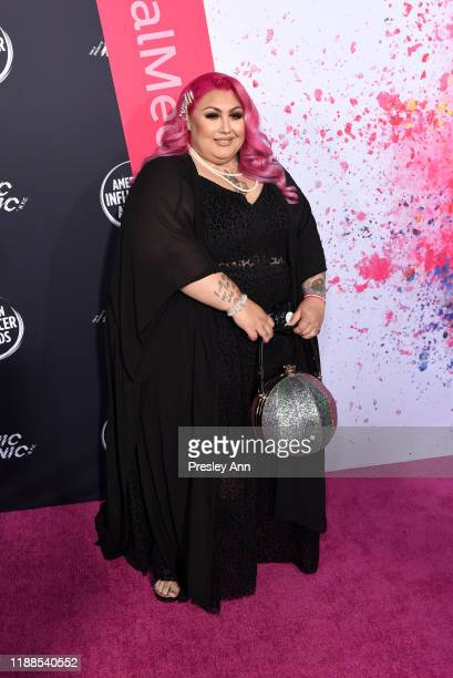 Alexandra Villarreal attends the 2nd Annual American Influencer Awards at Dolby Theatre on November 18 2019 in Hollywood California