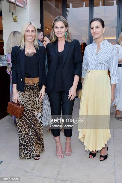Alexandra Von Furstenberg Aerin Lauder and Samantha Traina attend Aerin Lauder Crystal Lourd and Jennifer Meyer Host a Dinner in Celebration of the...