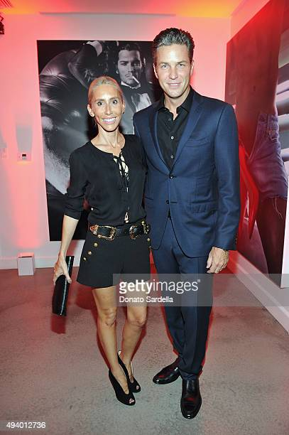 Alexandra von Furstenberg and Alexander von Furstenberg attends Brian Atwood's Celebration of PUMPED hosted by Melissa McCarthy and Eric Buterbaugh...