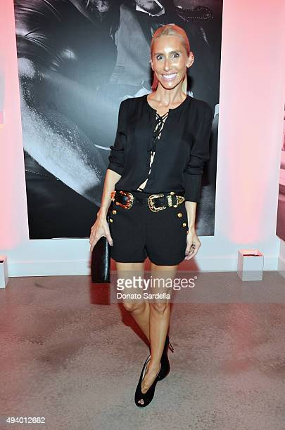 Alexandra von Furstenberg attends Brian Atwood's Celebration of PUMPED hosted by Melissa McCarthy and Eric Buterbaugh on October 23 2015 in Los...