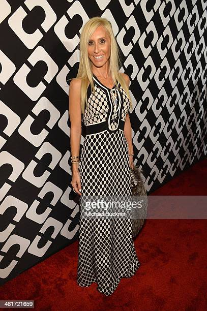 Alexandra von Furstenberg attends Diane Von Furstenberg's Journey of A Dress Exhibition Opening Celebration at May Company Building at LACMA West on...