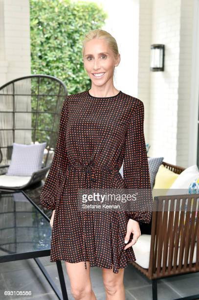Alexandra Von Furstenberg attends NETAPORTER x Draper James Event on June 6 2017 in Beverly Hills California