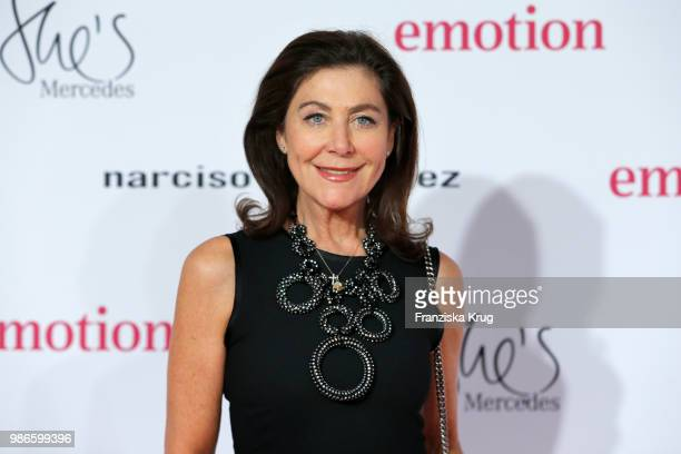 Alexandra von Rehlingen attends the Emotion Award at Curiohaus on June 28 2018 in Hamburg Germany