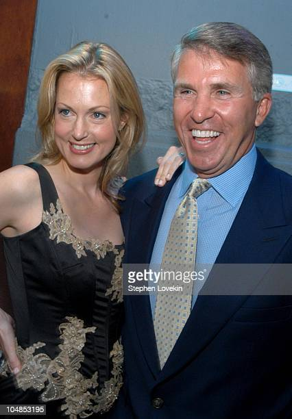 Alexandra Wentworth and Jack Ford during Launch Party for Living It Up With Ali Jack at Plaid in New York City New York United States