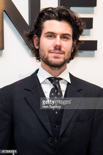 Alexandre Aristote Assouline attends the CHANEL celebration of the launch of The Coco Club at The Wing Soho on November 10 2017 in New York City