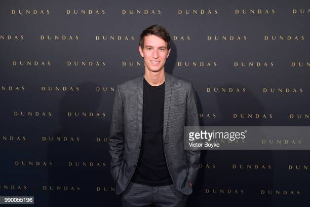 Alexandre Arnault attends the Dundas Haute Couture Fall Winter 2018/2019 show as part of Paris Fashion Week on July 2 2018 in Paris France
