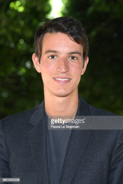 Alexandre Arnault attends the Louis Vuitton Menswear Spring/Summer 2019 show as part of Paris Fashion Week on June 21 2018 in Paris France
