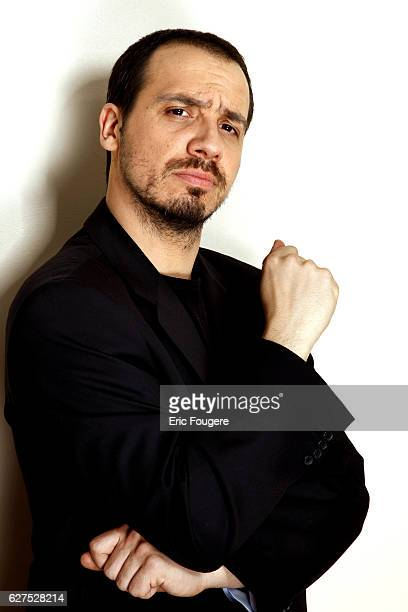 Alexandre Astier attends the 2nd edition of the festival 'Paris fait sa comedie'