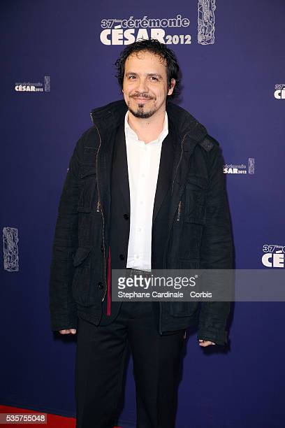 Alexandre Astier attends the 37th Cesar Film Awards at Theatre du Chatelet in Paris