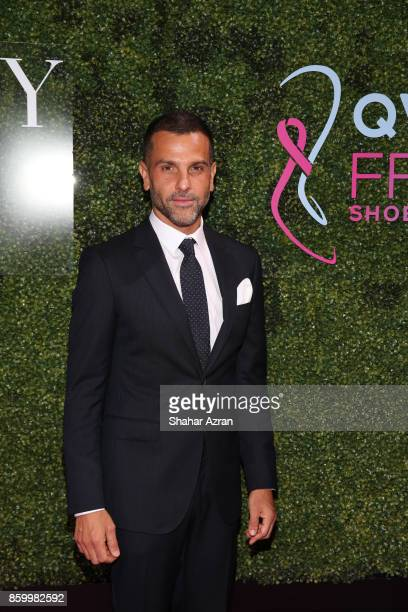 Alexandre Birman attends 2017 FFANY Shoes On Sale Gala on October 10 2017 in New York City
