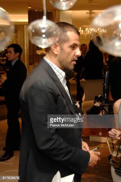 Alexandre Birman attends Saks Fifth Avenue ALEXANDRE BIRMAN Personal Appearance at Saks Fifth Avenue on September 11 2010 in New York City