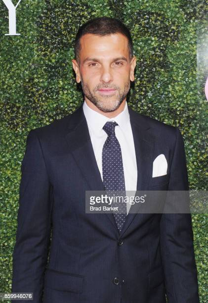 Alexandre Birman attends the Annual QVC presents 'FFANY Shoes On Sale' Gala at The Ziegfeld Ballroom on October 10 2017 in New York City