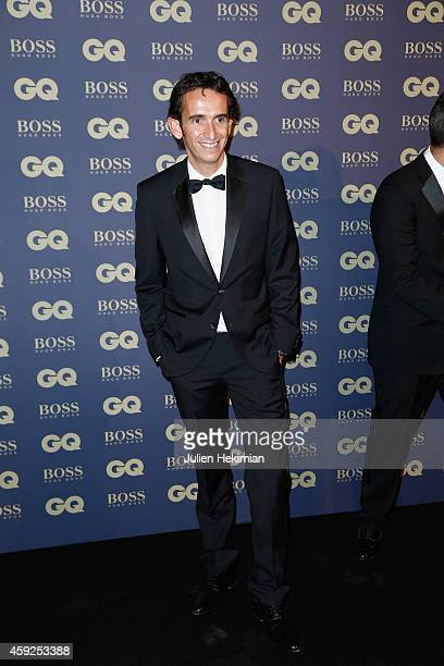 Alexandre Bompard attends the GQ Men Of The Year Awards 2014 at Musee d'Orsay on November 19 2014 in Paris France