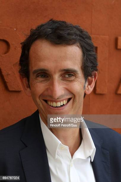 Alexandre Bompard is spotted at Roland Garros on June 11 2017 in Paris France