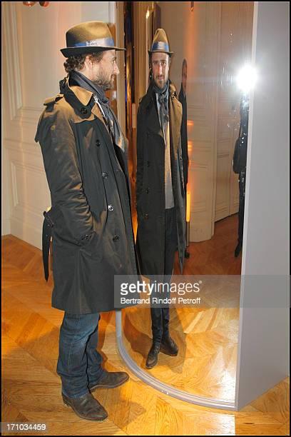 Alexandre Brasseur at Bal De La Truffe Organised By Lancel At Hotel Salomon De Rothschild In Paris