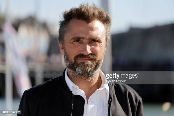 Alexandre Brasseur attends day 4 photocall of 20th Festival of TV Fiction on September 15 2018 in La Rochelle France