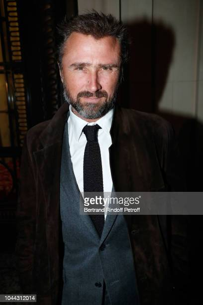 Alexandre Brasseur attends the Avon Life Colour Party By Kenzo Takada as part of the Paris Fashion Week Womenswear Spring/Summer 2019 on October 1...