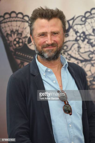 Alexandre Brasseur from the serie 'Demain Nous Appartient' attends a photocall during the 58th Monte Carlo TV Festival on June 16 2018 in MonteCarlo...
