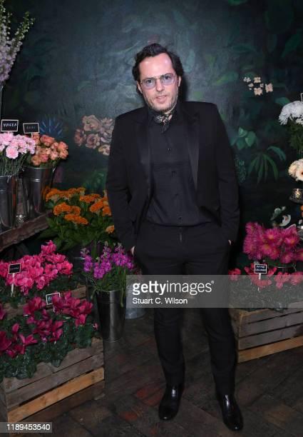 Alexandre de Betak attends the gala dinner in honour of Edward Enninful winner of the Global VOICES Award 2019 during #BoFVOICES on November 22 2019...