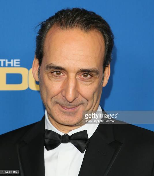 Alexandre Desplat attends the 70th Annual Directors Guild Of America Awards at The Beverly Hilton Hotel on February 3 2018 in Beverly Hills California