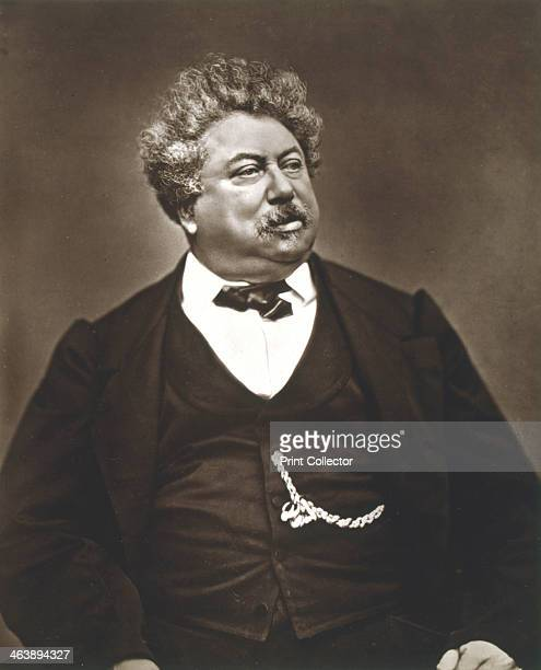 Alexandre Dumas the Elder French novelist and playwright c18501870 Dumas was the author of popular historical adventure classics including The Man in...