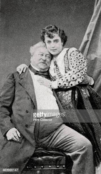 Alexandre Dumas the Elder French novelist and playwright c1865 Dumas was the author of popular historical adventure classics including The Man in the...