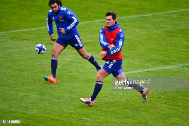 Alexandre DUMOULIN Entrainement Equipe de France Rugby Photo Dave Winter / Icon Sport