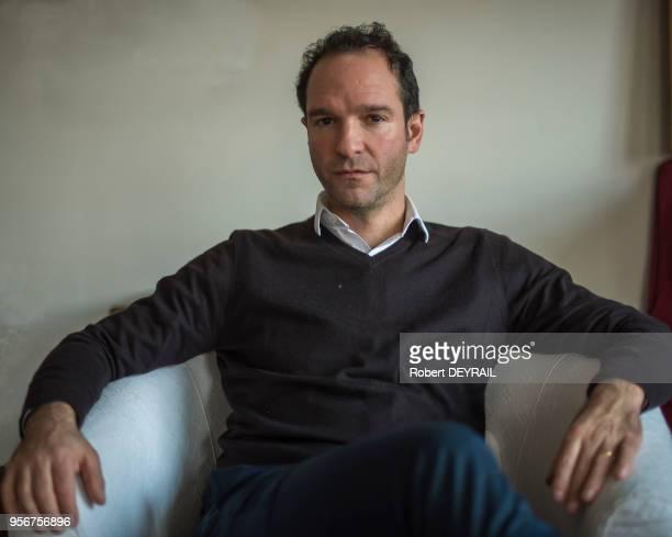 Alexandre Dussot cofondateur de l'association 'La Parole Libérée'il a porté plainte contre le père Preynat en 2015 et également déposé plainte 'pour...