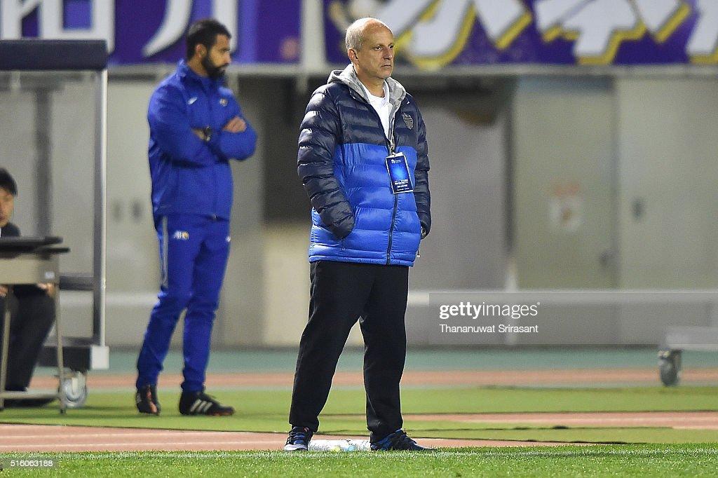 AFC Champions League - Sanfrecce Hiroshima v Buriram United : News Photo