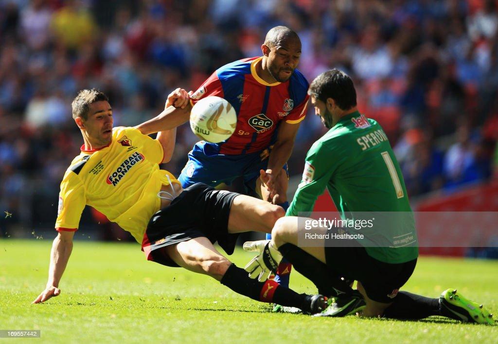 Watford v Crystal Palace - The npower Championship Playoff Final