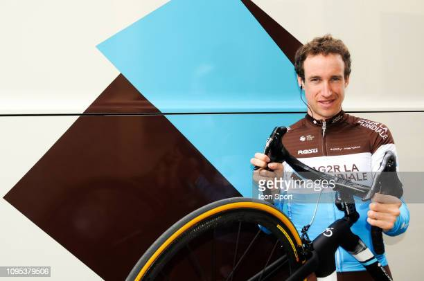 Alexandre Geniez of Ag2r La Mondiale during the stage one of Etoile de Besseges from Bellegarde and Beaucaire on February 7 2019 in Beaucaire France