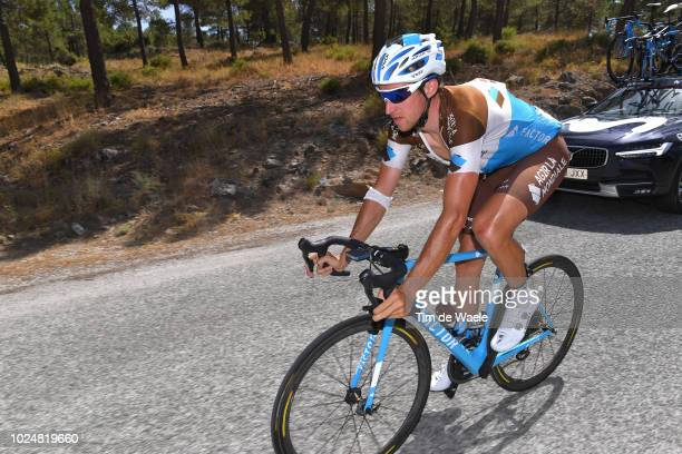 Alexandre Geniez of France and Team AG2R La Mondiale / during the 73rd Tour of Spain 2018 Stage 4 a 1614km stage from VelezMalaga to Alfacar Sierra...