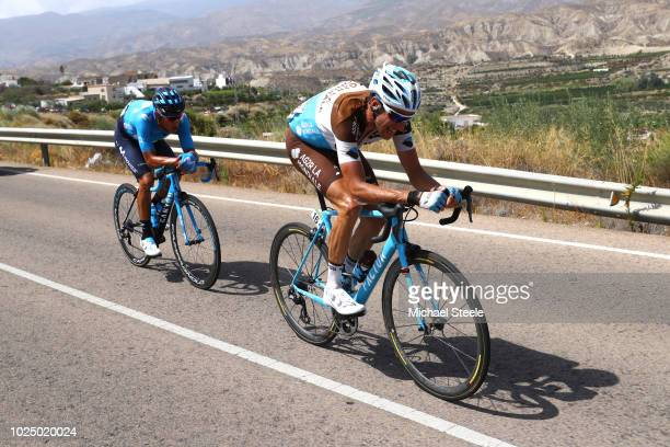 Alexandre Geniez of France and Team AG2R La Mondiale / during the 73rd Tour of Spain 2018 Stage 5 a 1887km stage from Granada to Roquetas de Mar / La...