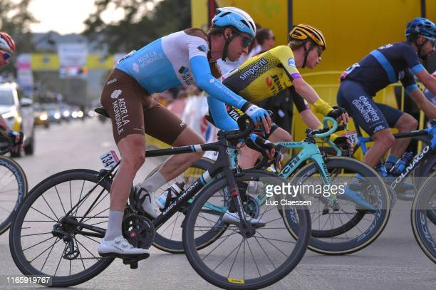 Alexandre Geniez of France and Team Ag2R La Mondiale / during the 76th Tour of Poland 2019 Stage 1 a 1323km stage from Kraków to Kraków / #TDP19 /...