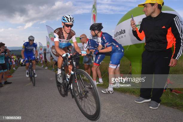 Alexandre Geniez of France and Team Ag2R La Mondiale / during the 76th Tour of Poland 2019 Stage 6 a 160km stage from Zakopane to Koscielisko 973m /...