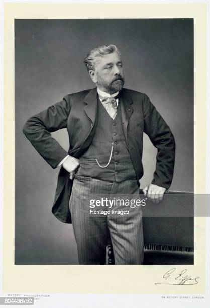 Alexandre Gustave Eiffel French engineer late 19th century Eiffel's most historic and bestknown work is the Eiffel Tower built for the Paris...