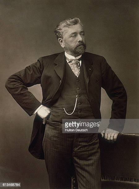 Alexandre Gustave Eiffel the French engineer who designed the eponymous tower and was at one stage imprisoned for breach of trust in connection with...