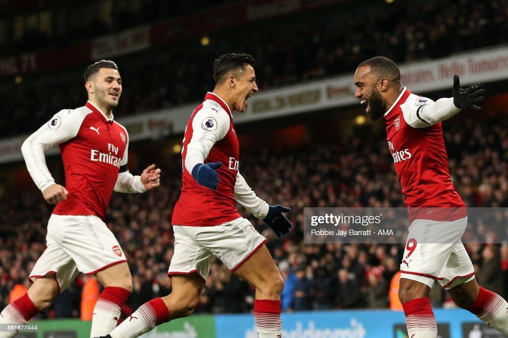 Arsenal v Huddersfield Town - Premier League