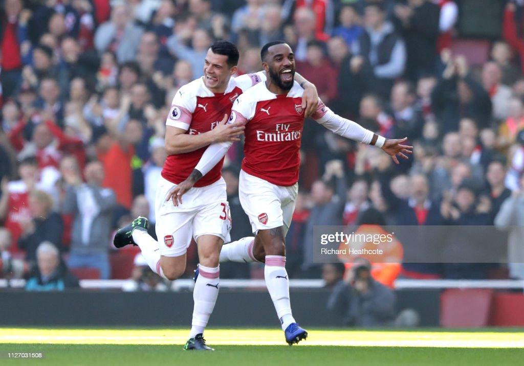GBR: Arsenal FC v Southampton FC - Premier League