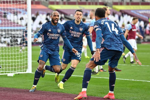 GBR: West Ham United v Arsenal - Premier League