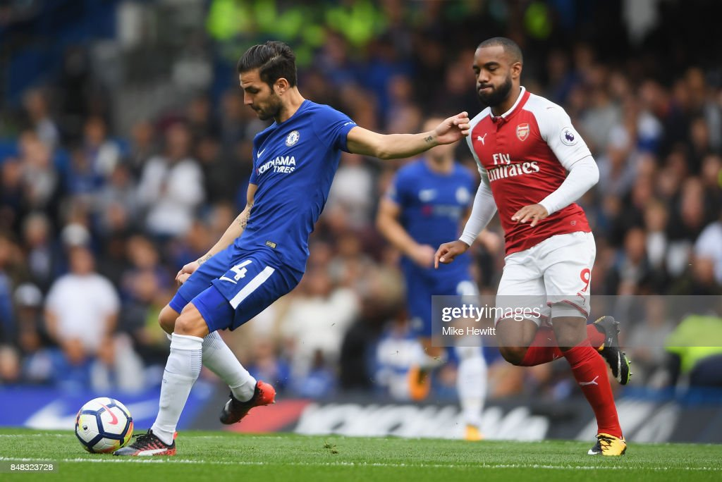 Chelsea v Arsenal - Premier League : ニュース写真
