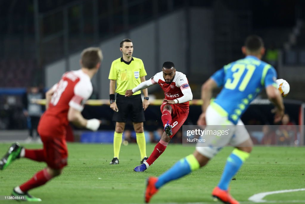 2019 SoccerStarz Figure LACAZETTE Arsenal F.C