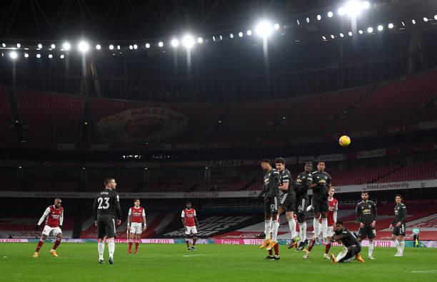 GBR: Arsenal v Manchester United - Premier League
