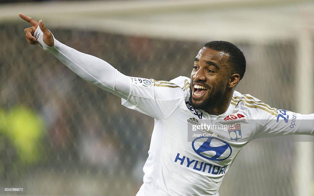 Olympique Lyonnais v Troyes ESTAC - Ligue 1 : News Photo