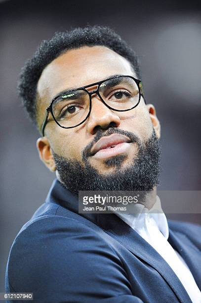 Alexandre LACAZETTE of Lyon during the Ligue 1 match between Olympique Lyonnais and AS SaintEtienne at Stade des Lumieres on October 2 2016 in Lyon...