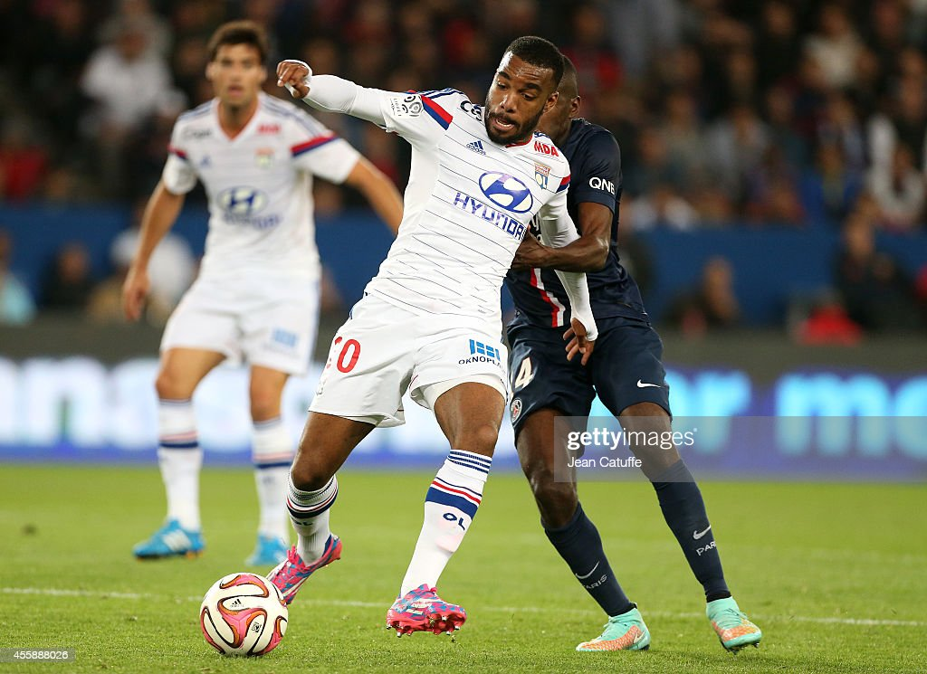 Paris Saint-Germain FC v Olympique Lyonnais - Ligue 1 : News Photo