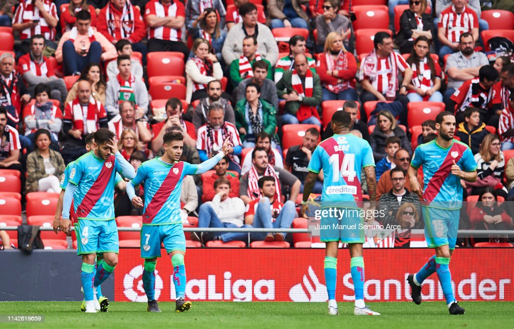Athletic Club v Rayo Vallecano de Madrid - La Liga : News Photo
